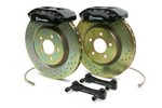 Brembo 330x28 1-Piece Front Gran Turismo Brake Kit - Drilled GT2 4-Piston  (Lotus-Type) For BMW M3