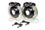 Brembo 316x20 1-piece Rear Gran Turismo Brake Kit - Slotted OEM Cast For Subaru 02+ WRX