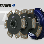Stage Four Clutch for Scion FRS and Subaru BRZ by Spec