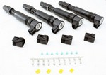 AEM 4 Pack Connector Kit, Pencil Coil