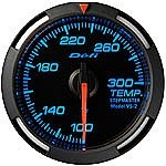 Defi Blue Racer Temperature Gauge