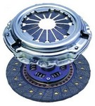 Exedy Stage 1 Organic Clutch Kit, 240mm Disc, 23 Tooth Spline for Mitsubishi 01-02, 05-06 Lancer