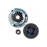 Exedy Stage 1 Organic Clutch Kit, 240mm Disc, 23 Tooth Spline for Mitsubishi Lancer EvoX 08-up