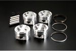 Tomei Forged Piston Kit, 81.5mm for 4AG