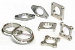 Tial Wastegate Outlet Flange, Stainless Steel, 40/41mm