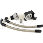 PHR Oil Filter Relocation Kit for 2JZ, Supra, SC300, 1JZ