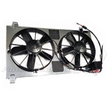 PHR Dual High-Performance Spal Fan Kit