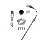 PHR ORB/Oil Temp/Crank Case Pressure Combination Adapter for 2JZ