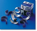ACL Race Series Main Bearings Set, Standard, Tri-Metal for Toyota 93-98 Supra TT, Toyota 93-98 Supra NA, Toyota 1JZ-GTE