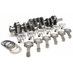 Brian Crower Stroker Kits - 94mm Billet Crank, Carrillo H-Beam Rods w/Carr Bolts, Pistons For Toyota 93-98 Supra NA