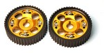 Brian Crower Adjustable Cam Gears w/ARP Fastener Bolts - Pair For Nissan 87-02 S13, S14, S15 240SX