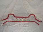 TRD Front and Rear Sway Bars for 1993-98 Supra