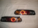 Toyota 1997-98 Style Tail Light Pair