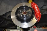Stoptech Big Brake Kit, Drilled for Supra
