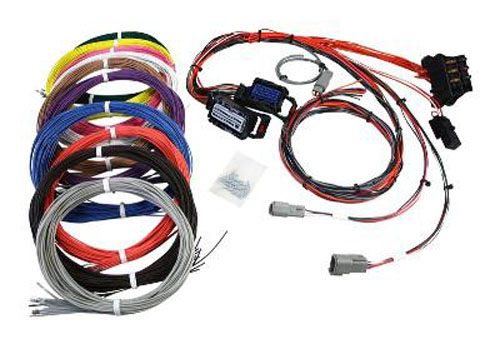 small fuse box wiring powerhouse racing infinity harness pre wired power  grounds  infinity harness pre wired power