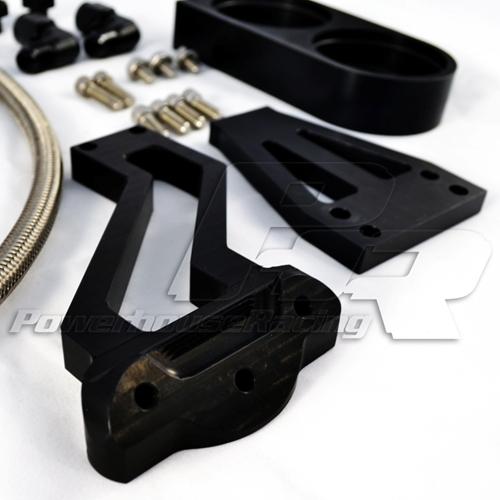 PHR Dual Bosch 044 Fuel Pump Hanger for Lexus SC300