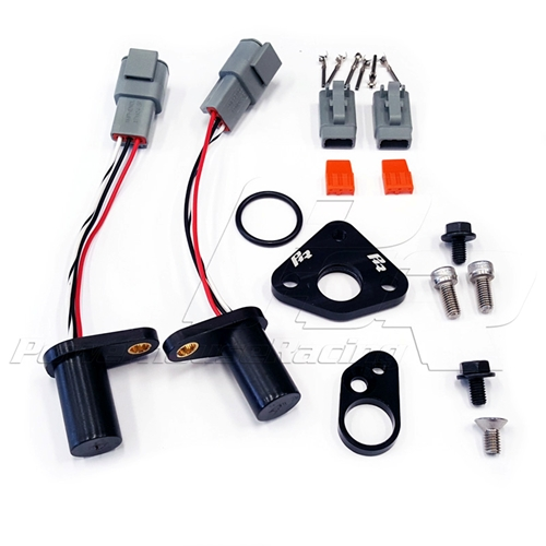 PHR Cam and Crank Hall Effect Sensor Kit for 2jz and 1jz Hall Effect Sensor Wiring Diagram Crank Trigger on