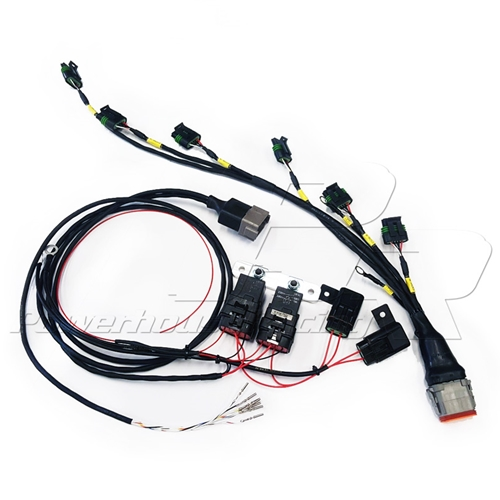 PHR Coil Wiring Harness for IGN1A Coils for MKIV Supra or SC300 Wiring Harness on pet harness, engine harness, pony harness, obd0 to obd1 conversion harness, safety harness, suspension harness, multicore cable, direct-buried cable, cable carrier, cable harness, amp bypass harness, dog harness, radio harness, maxi-seal harness, cable reel, electrical harness, alpine stereo harness, cable management, fall protection harness, battery harness, nakamichi harness, oxygen sensor extension harness, cable dressing,