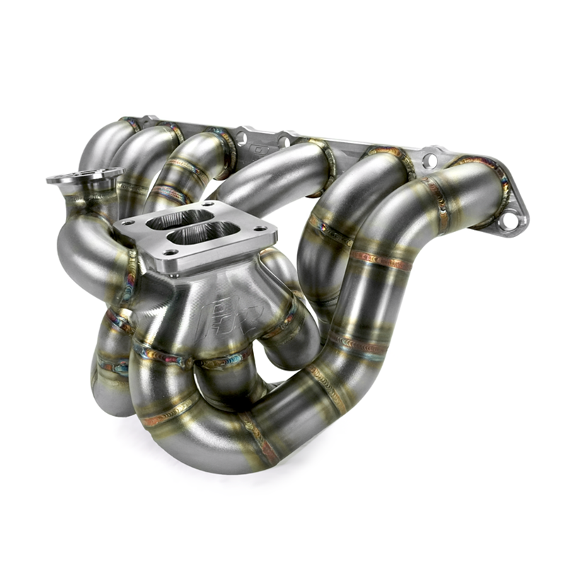 PHR NA-T S45 Equal Length Billet Collector Turbo Manifold for 2JZ-GE  (Non-Turbo)