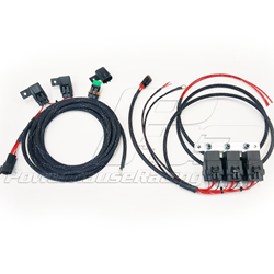 phr wiring harness for dual or triple fuel pump setup for 1993 1998 supra Wiring Harness for Carburetor