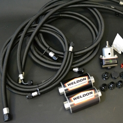 PHR Ethanol (E85) Based Fuel System for SC300