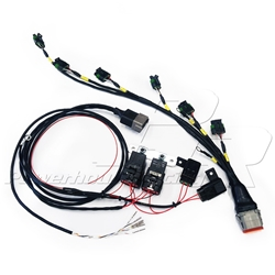 phr coil wiring harness for ign1a coils for mkiv supra or sc300 rh powerhouseracing com supra wiring harness diagram 87 supra wiring harness