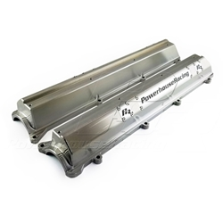 PHR Billet Valve Covers for 2JZ, Non-VVT-i, No Oil Cap (for drysump)
