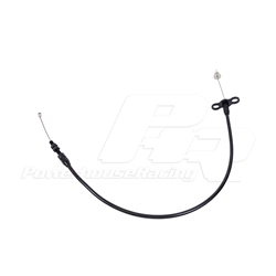 PHR Black Edition Throttle Cable for 1993-1998 Toyota Supra and 1992-2001 Lexus SC300