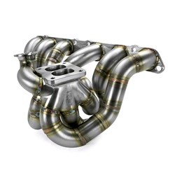 PHR NA-T S45 Equal Length Billet Collector Turbo Manifold for 2JZ-GE - GS300/IS300