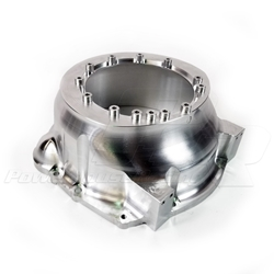 PHR Billet Aluminum Bellhousing for 6R80 to 2JZ