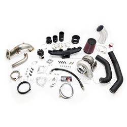 Powerhouse Racing Street Torque Turbo Kit for Lexus SC300 with 2JZGTE Swap