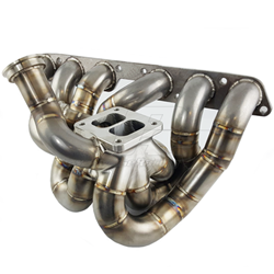 PHR NA-T S23 Equal Length Billet Collector Turbo Manifold for 2JZ-GE - GS300/IS300